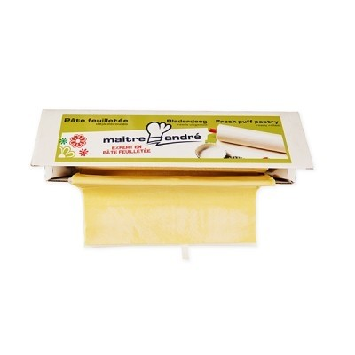 Traditional Puff Pastry 8.2 ft roll